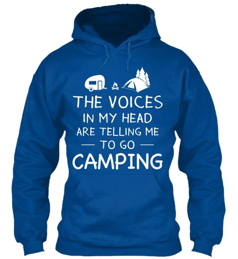 The Royals: Go Camping