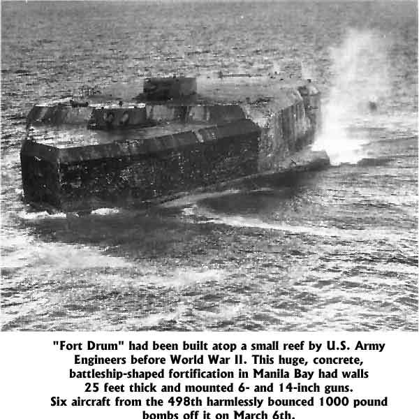 """Fort Drum (El Fraile Island), Also Known As """"the Concrete"""
