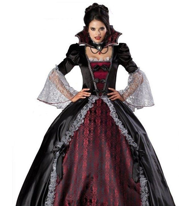 Creepy Halloween Costumes For Women