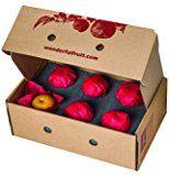 Amazon.com : Subarashii Kudamono Gourmet Asian Pears - medium box, fresh Pennsylvania grown fruit : Grocery & Gourmet Food