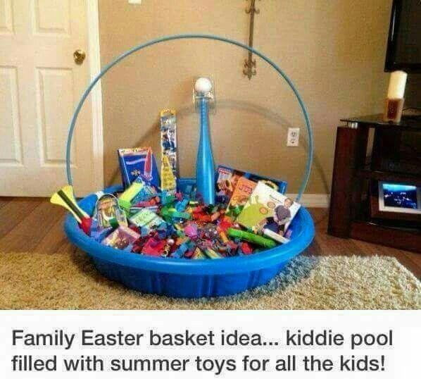 Family easter basket holidays pinterest baskets easter family easter basket negle Gallery