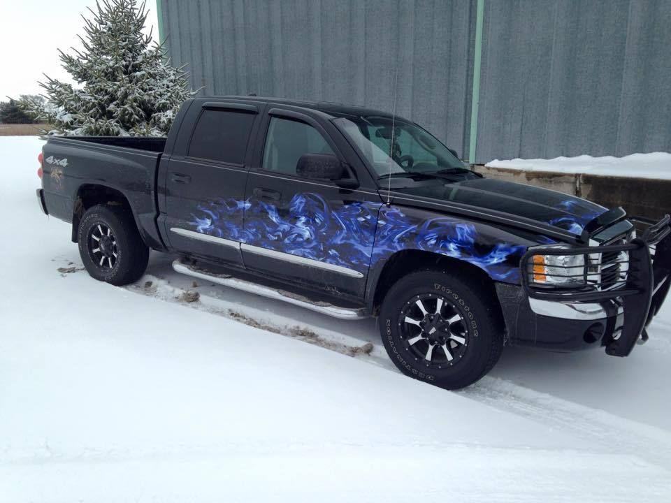 Custom Truck Graphics Truck Graphics Custom Trucks Car Lettering