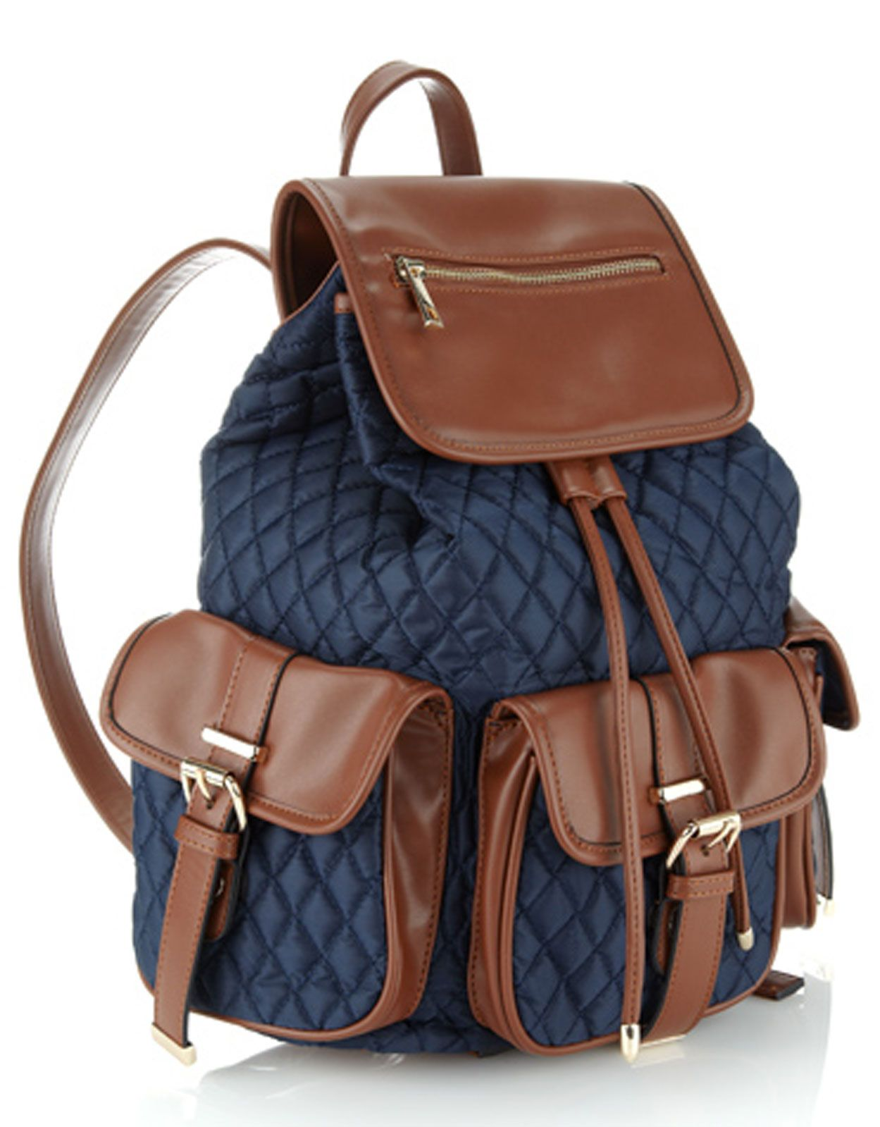 42a49bd96222 Sophia Quilted Rucksack