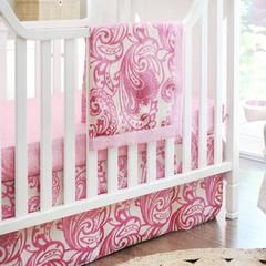 French Quarter Crib Bedding Set (nai-french-quarter-crib-bedding-set)
