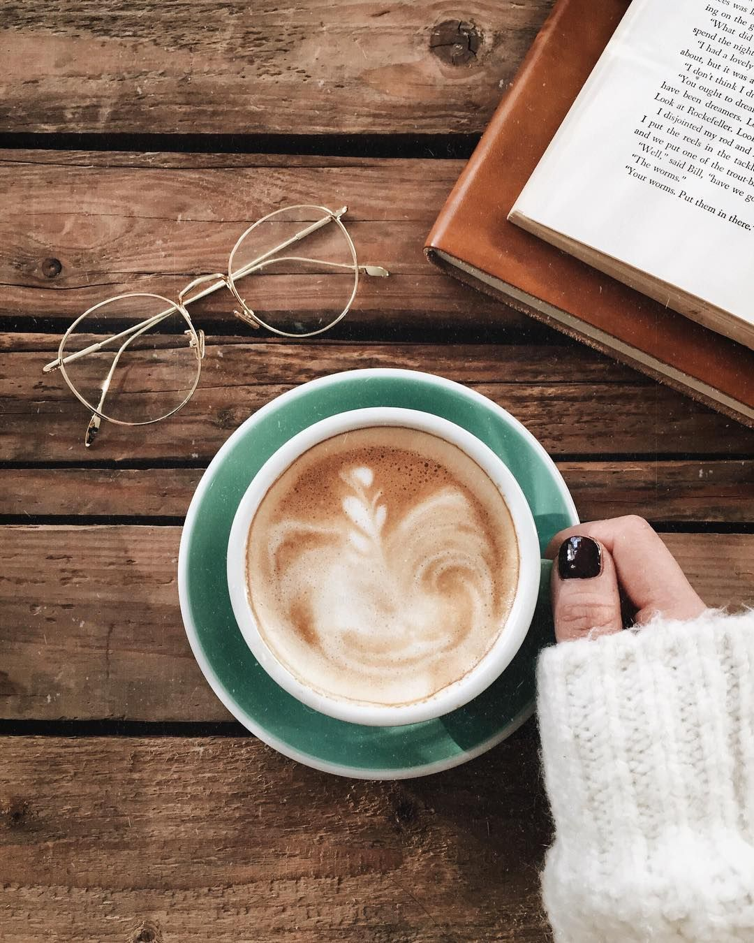 happily Aesthetic Coffee Coffee Time Coffee Facts