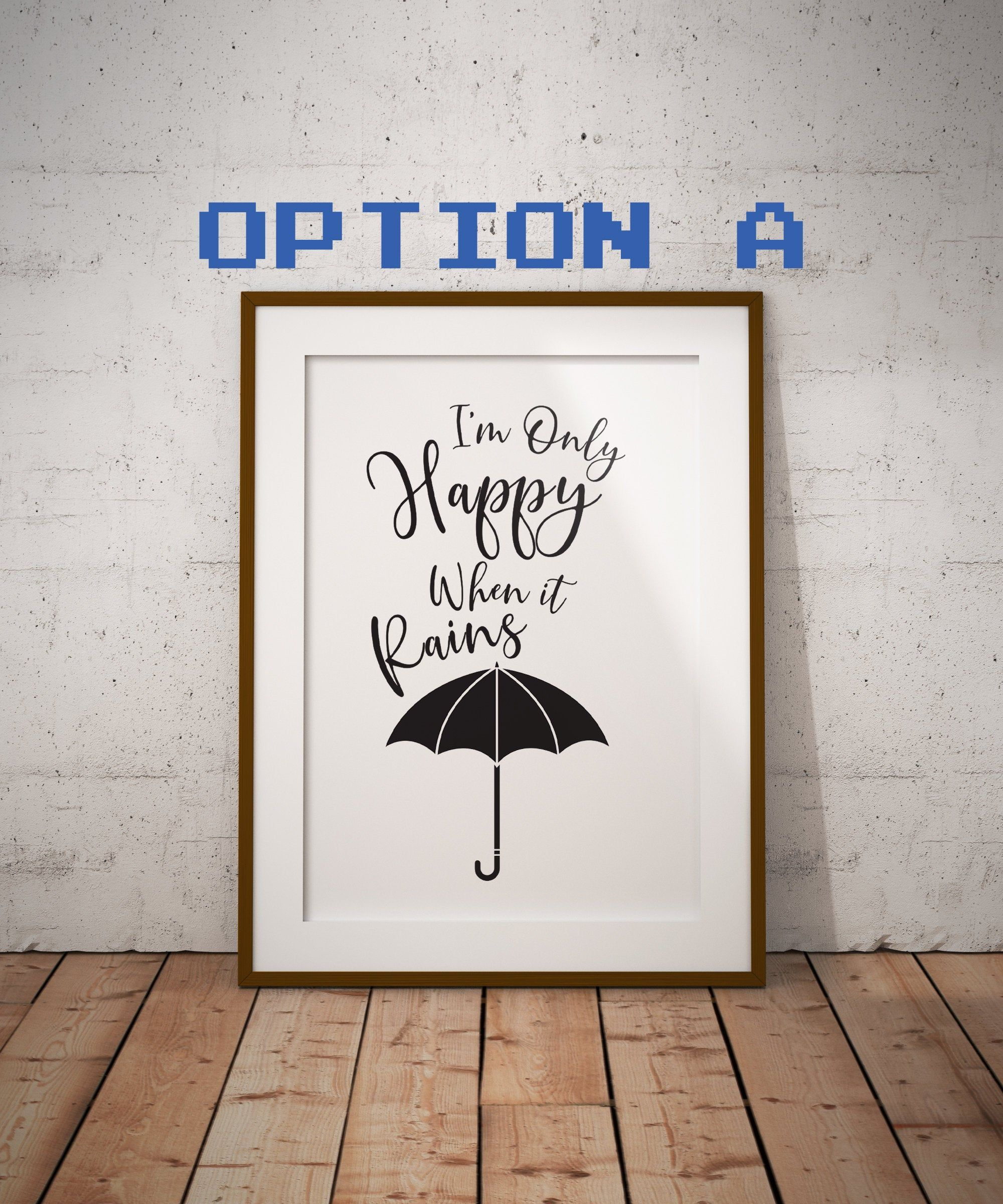 Only Happy When It Rains  Garbage  Poster  Lyrics  Music  Print  Song  90s Music  Gru Only Happy When It Rains  Garbage  Poster  Lyrics  Music  Print  Song  90s Music  Gr...