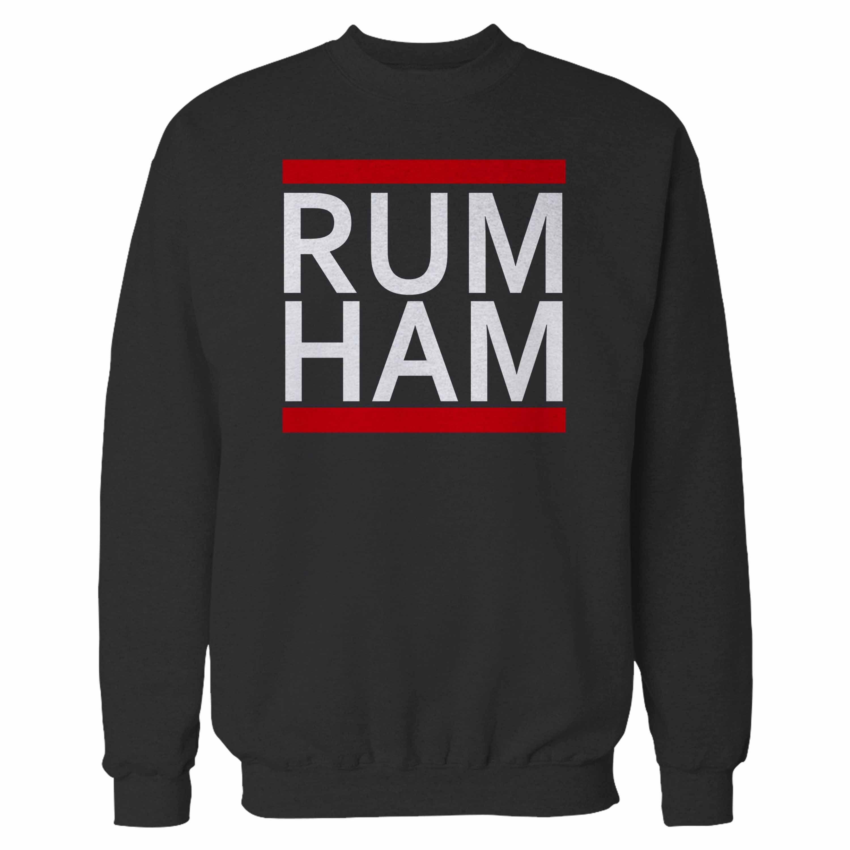 Rum Ham Its Always Sunny In Philadelphia Crewneck Sweatshirt Sweatshirts Sweatshirts Hoodie Crew Neck Sweatshirt [ 3000 x 3000 Pixel ]