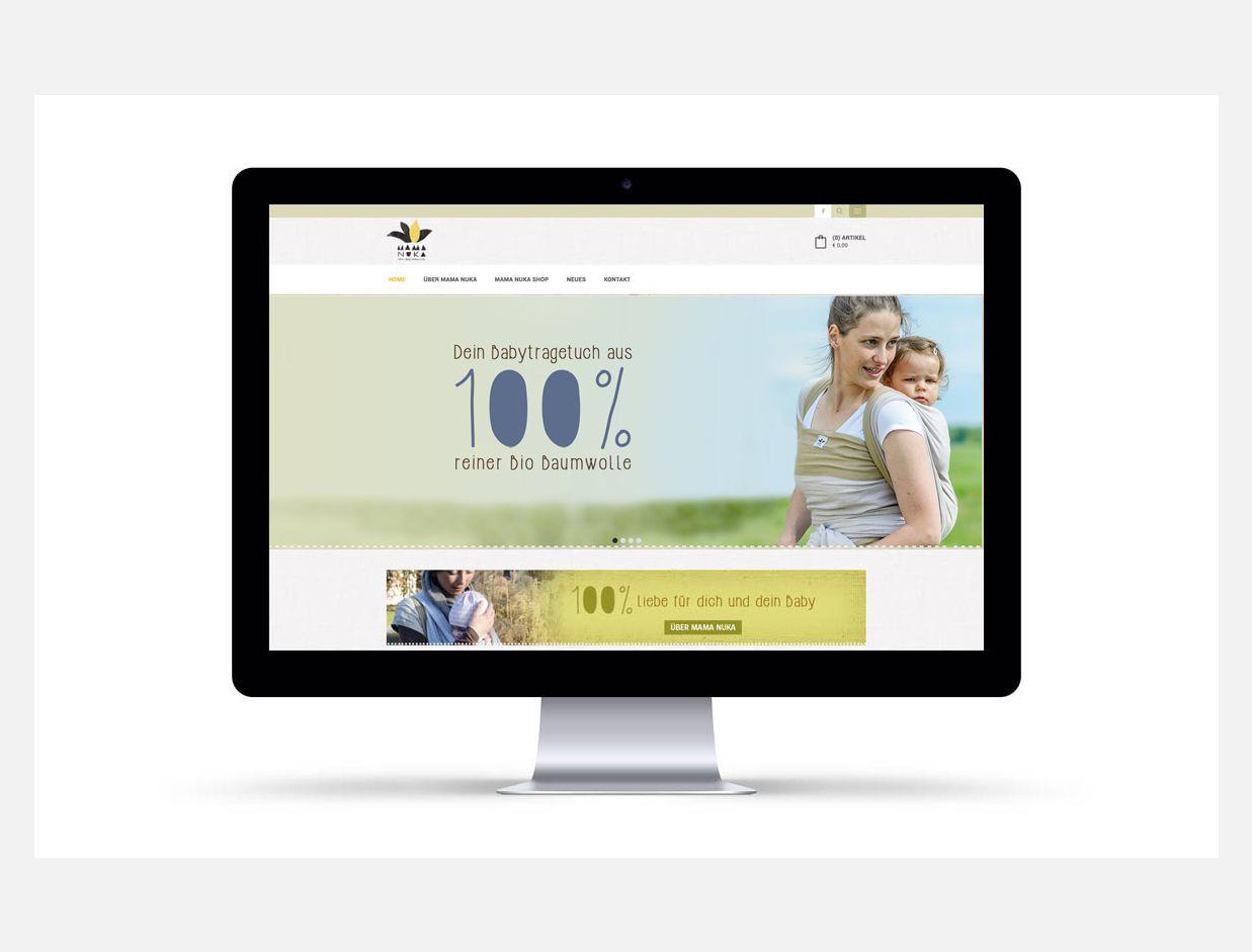 Mama Nuka Scope Wireframe Of The Website Flow Responsive Web Designing Development Admin Guideline Creative Product Photo Design Development Web Design