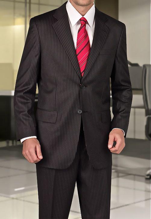 1000  images about Men Stripe Suits on Pinterest | Vests, Stripes