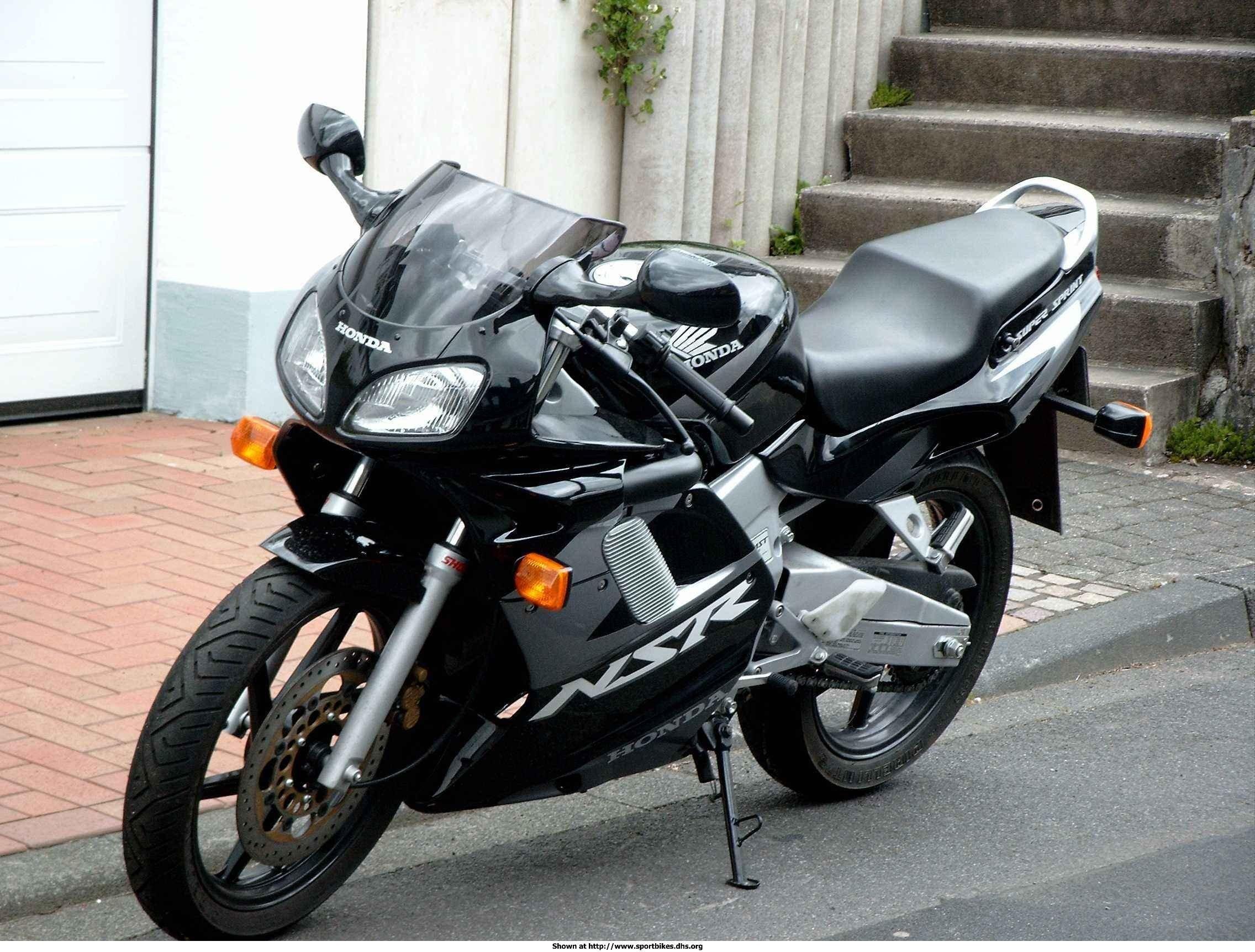 2001 Honda NSR125/150