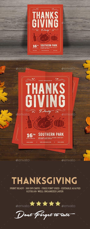 Thanksgiving Thanksgiving design, Thanksgiving poster
