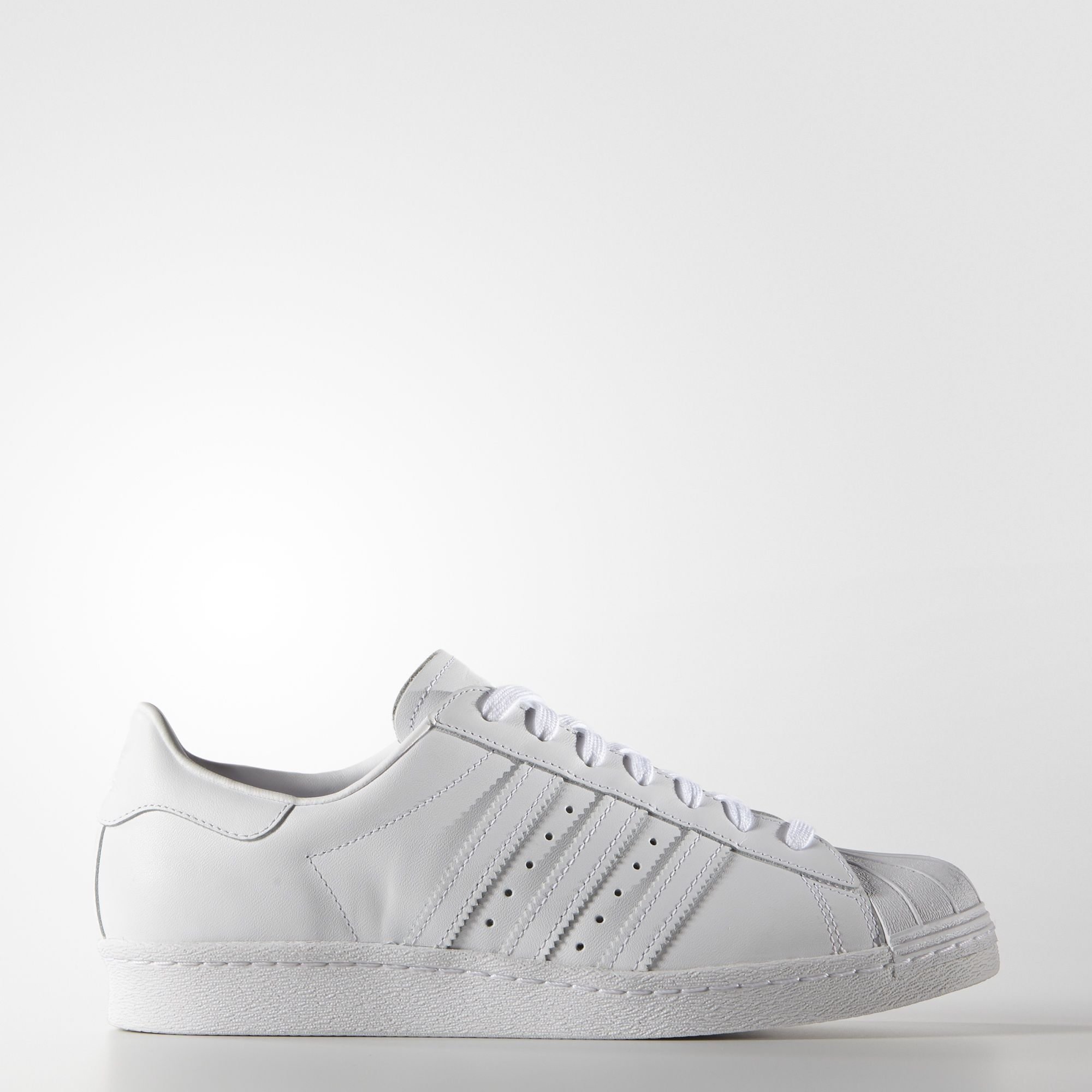 adidas - Tenis Superstar 80s Triple Tono