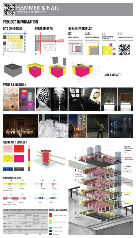 Corridor Design: Thesis Project Studio