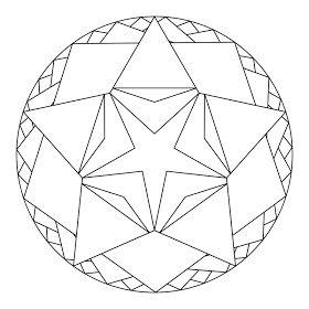 What Tangled Webs!: My Mandala Templates | Art Favorites | Mandala