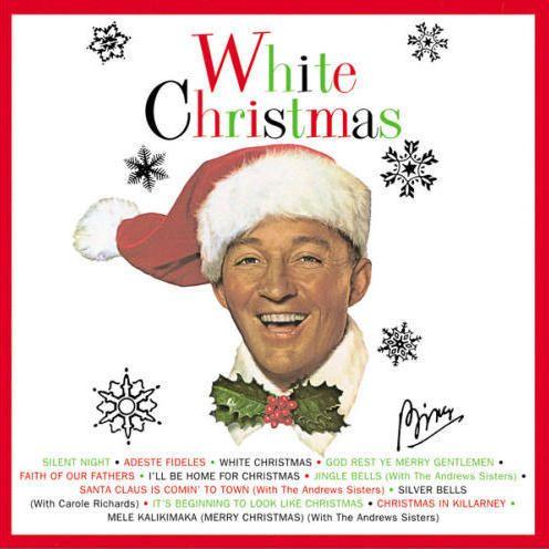 Bing Crosby  The Andrews Sister - Mele Kalikimaka holidays