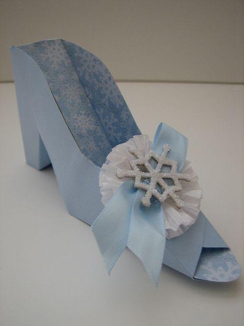 snow queen shoe