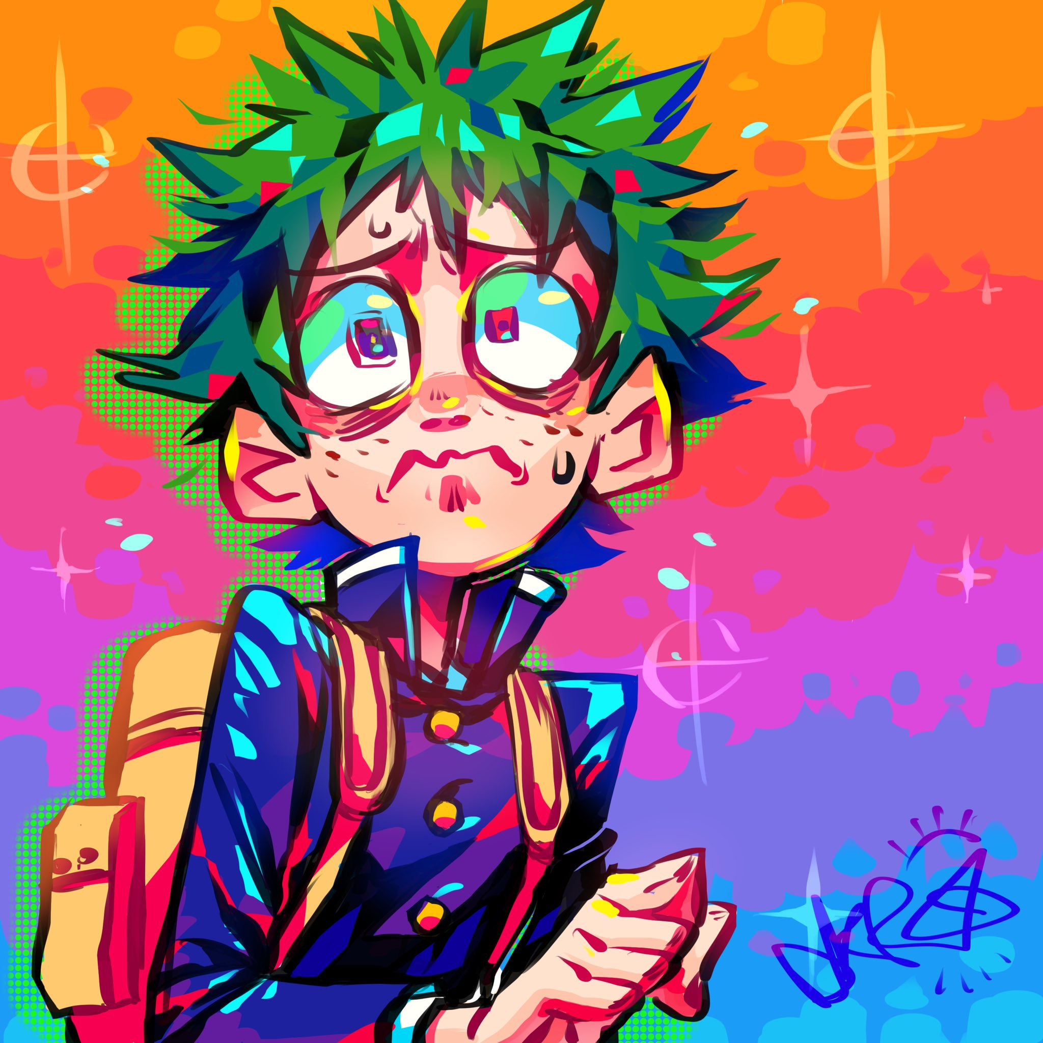Artist Krooked_Glasses on twitter Character art, Cute