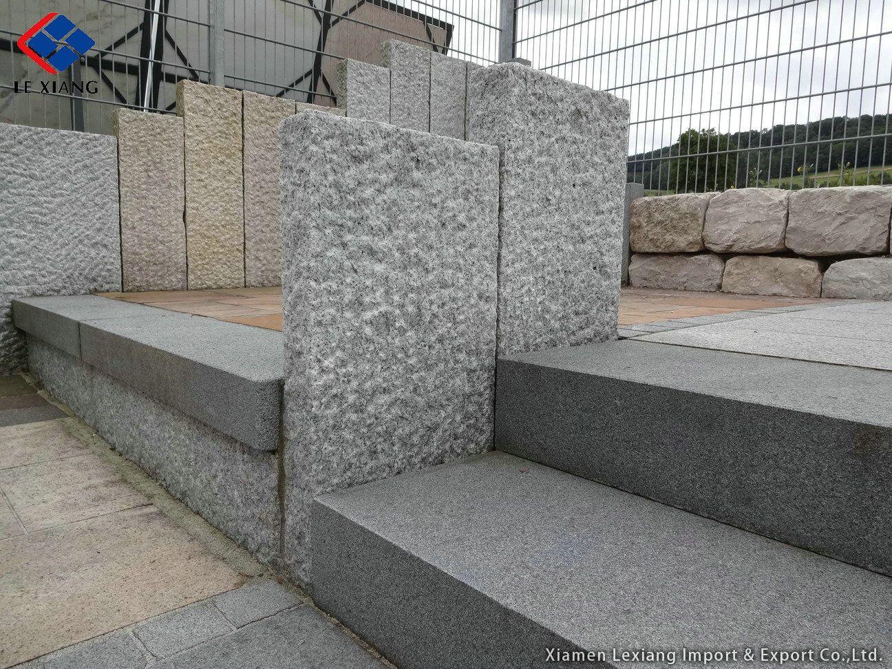 G603 Granite Palisade Pinterest Granit Palisaden Granit And