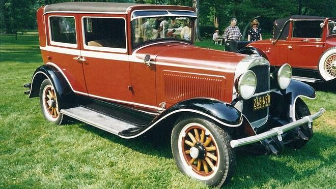 The Chronicle Herald Classic Cars Whippet Willys