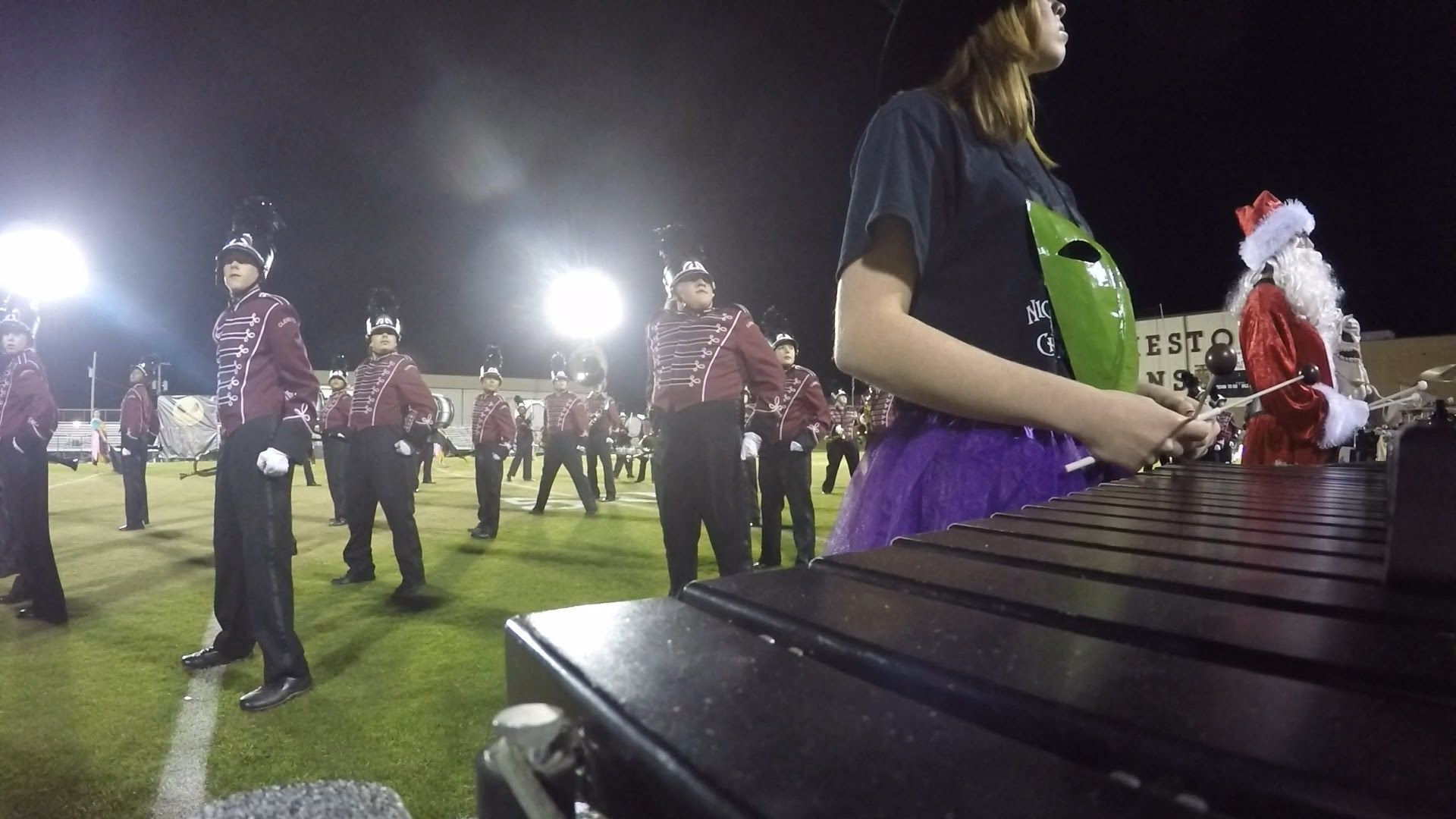 Clements High School - Battle of the Bands 2015