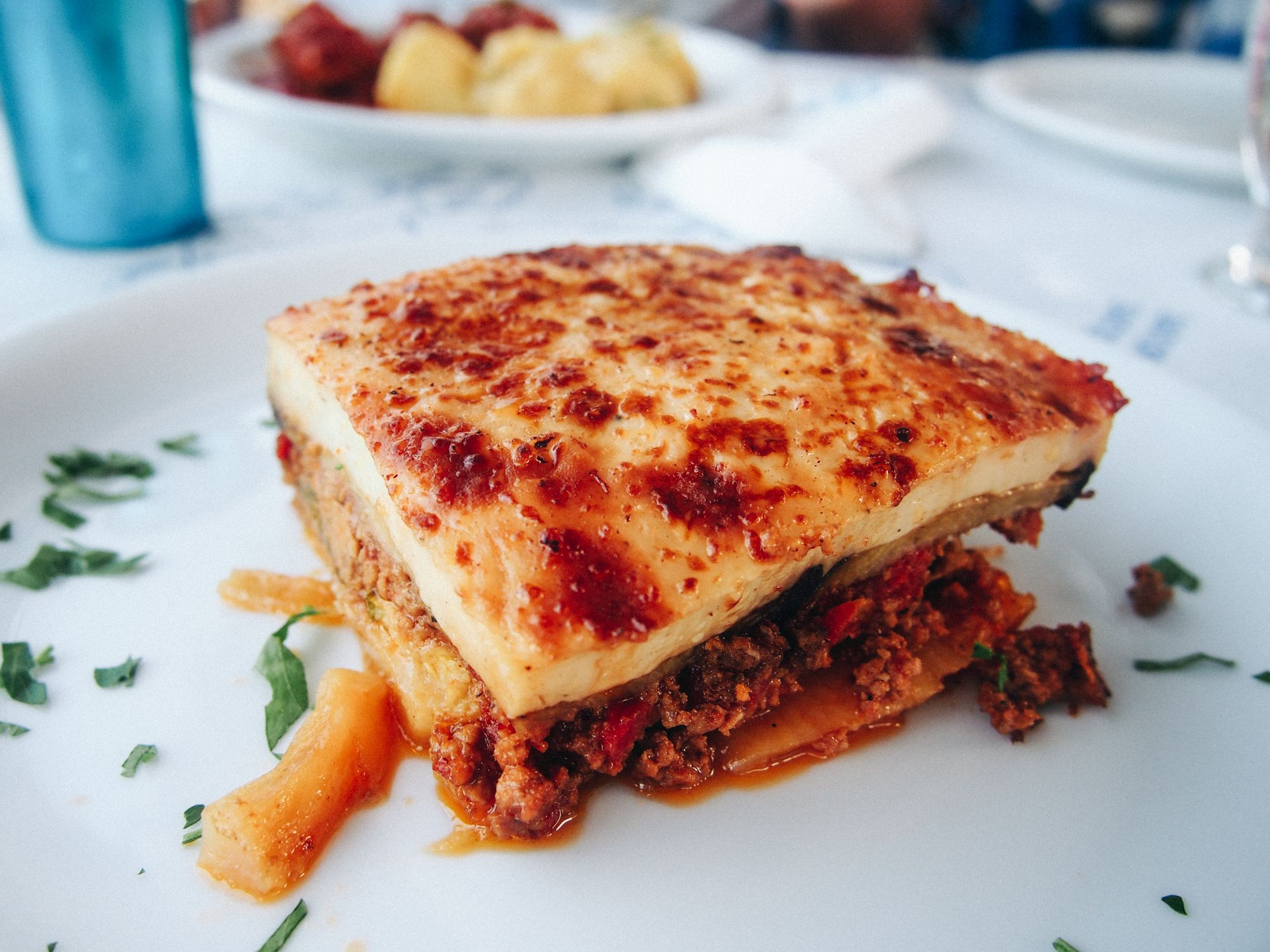 Image result for Chania Moussaka