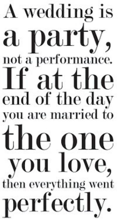 Wedding jitters quotes