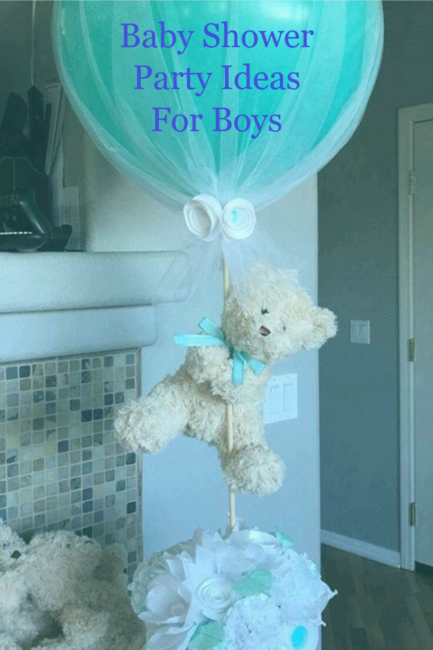 Diy Baby Shower Party Ideas For Boys (June 2018) Check