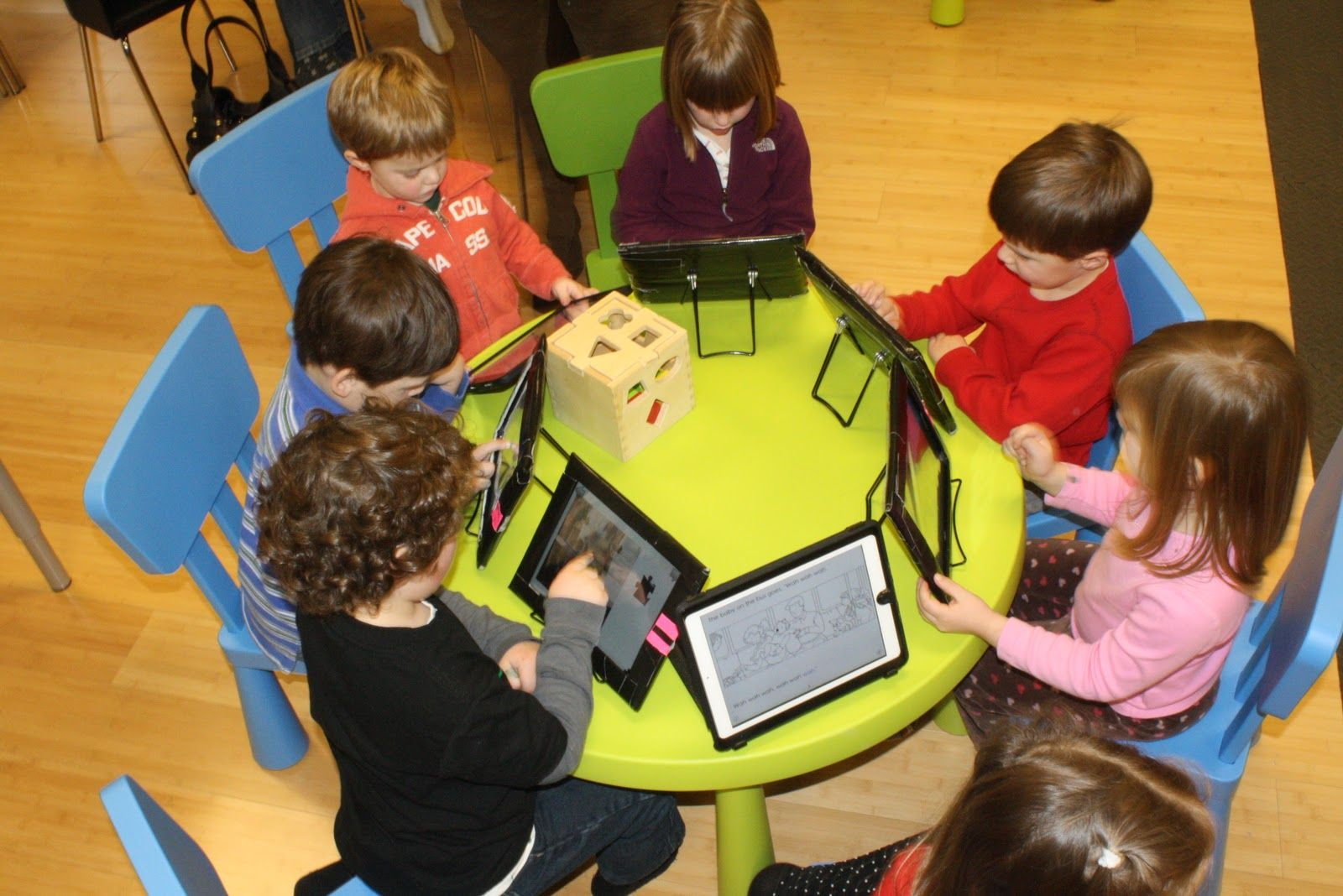 17 Best images about The Perfect 21st Century Classroom... Is it ...