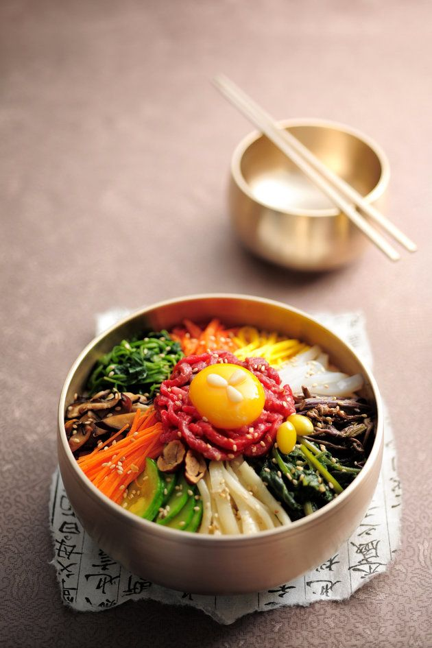 Bibimbap, The Delicious Dish That You're Probably Too Afraid To Pronounce | The Huffington Post