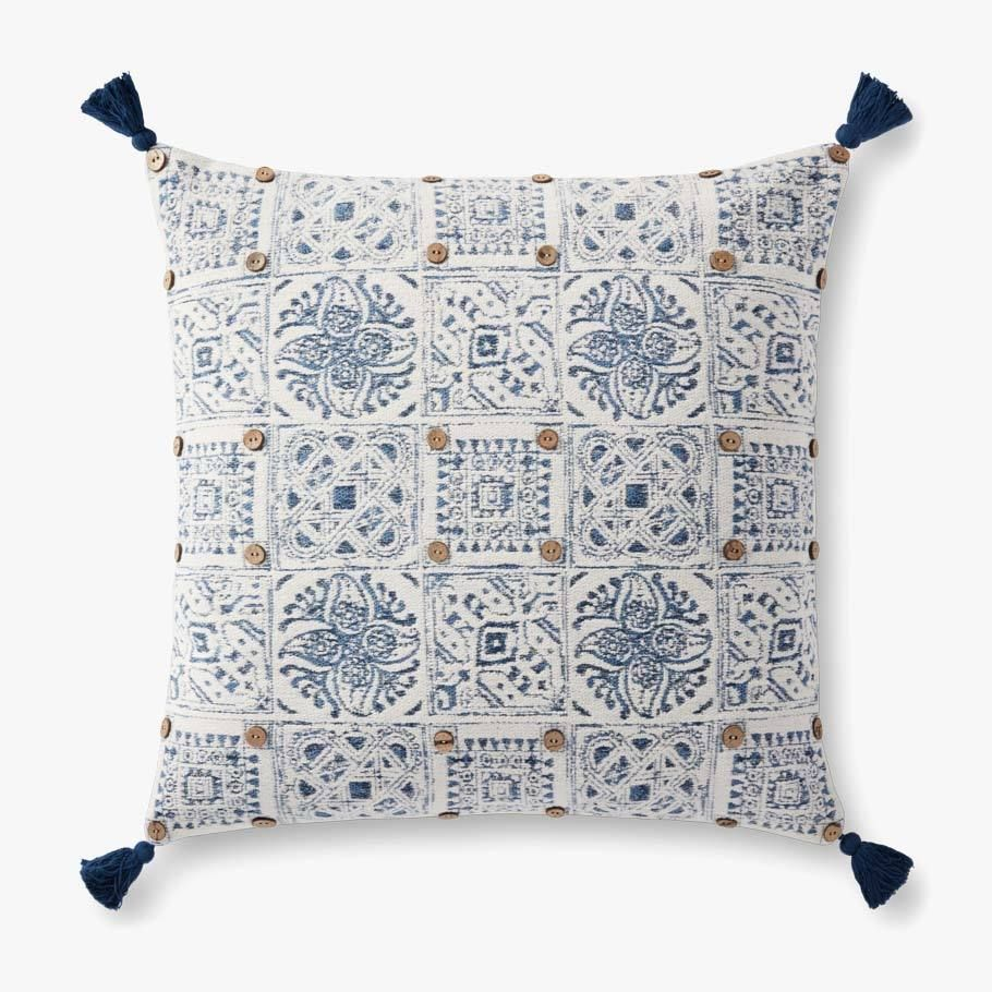 Loloi designs and crafts rugs, pillows and throws for the thoughtfully layered home.