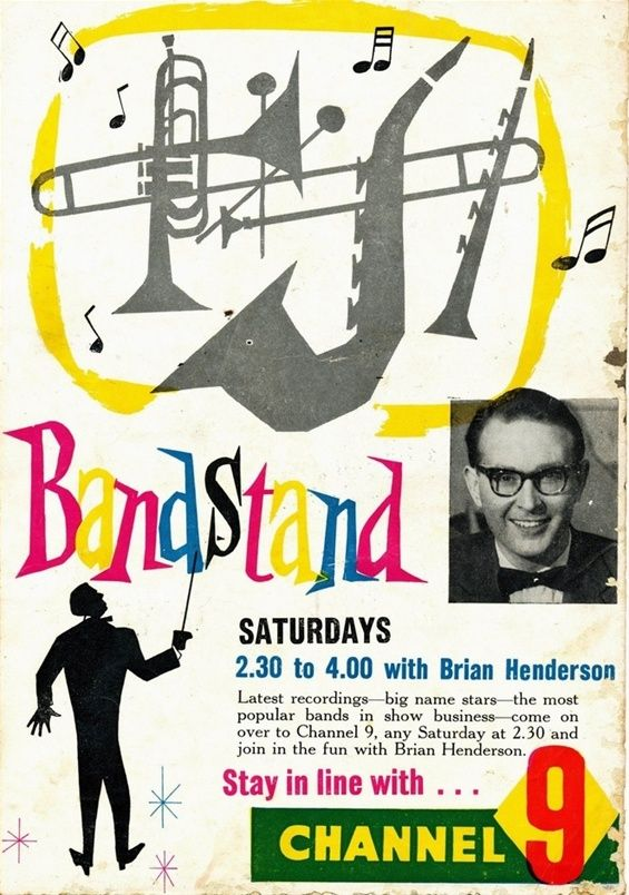 , 1958 November: TCN-9 launches Brian Henderson's BANDSTAND, a variety music program that launched the careers of many Australian performers. The seri…, My Pop Star Kda Blog, My Pop Star Kda Blog