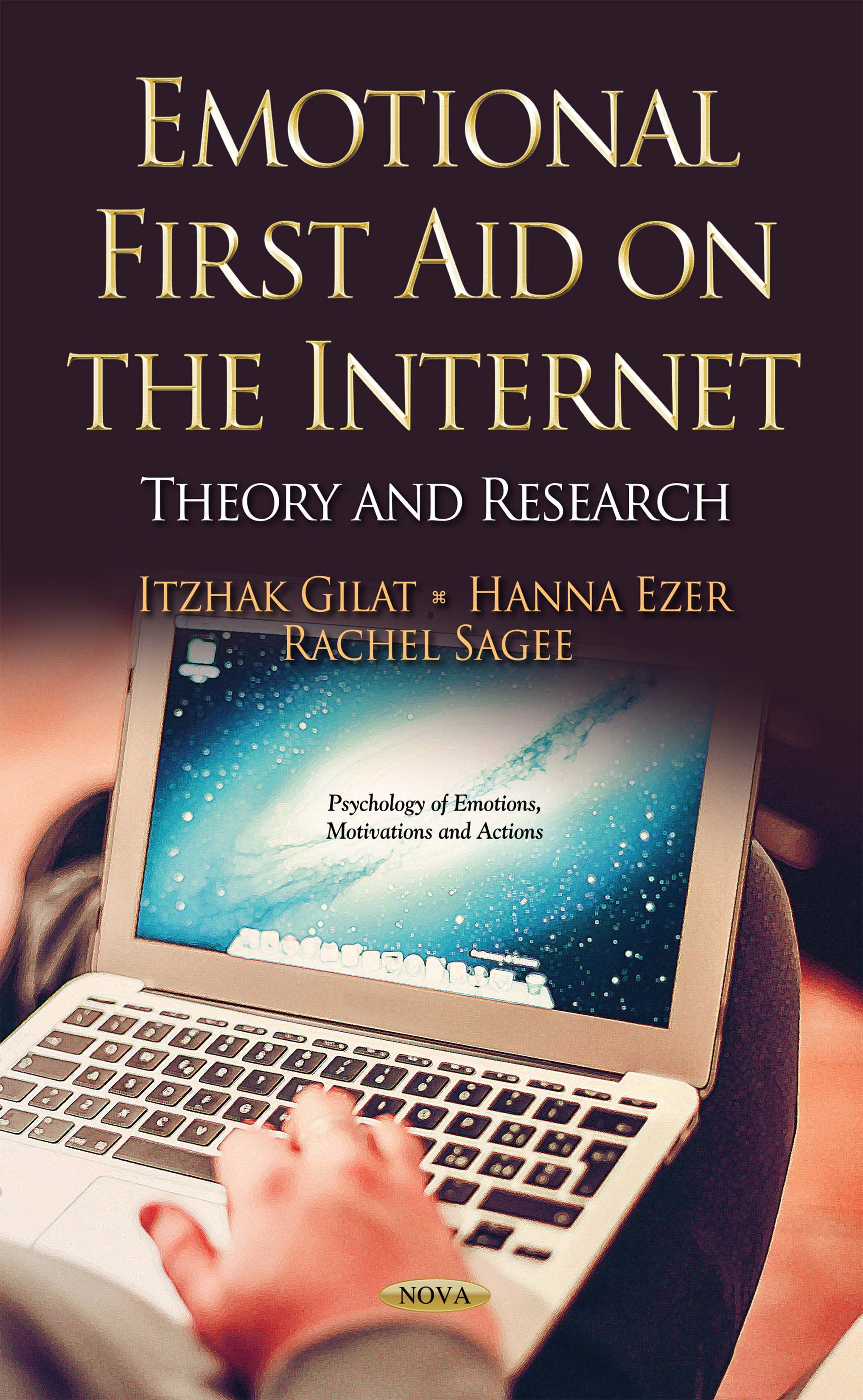 Emotional First Aid On The Internet Theory And Research