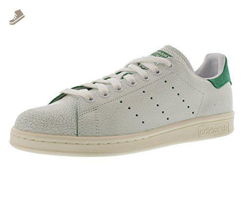 Adidas stan smith 9 (ceduto in cuoio bianco / verde), 9 smith b, noi d96b41