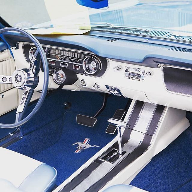 Perfect Pony Interior Classiccars Pony Musclecar Mustang Ford Fordmustang Ca Ford Classic Cars Ford Mustang Classic Mustang Interior