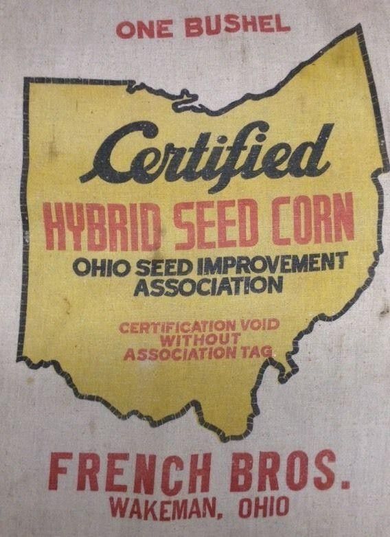 OH Certified French Bros. Wakeman, Ohio 16x31