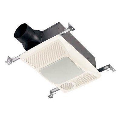 Broan Nutone 100hfl Bathroom Heat Fan Light 100hfl Durable Bath Fan Bathroom Fan Fan