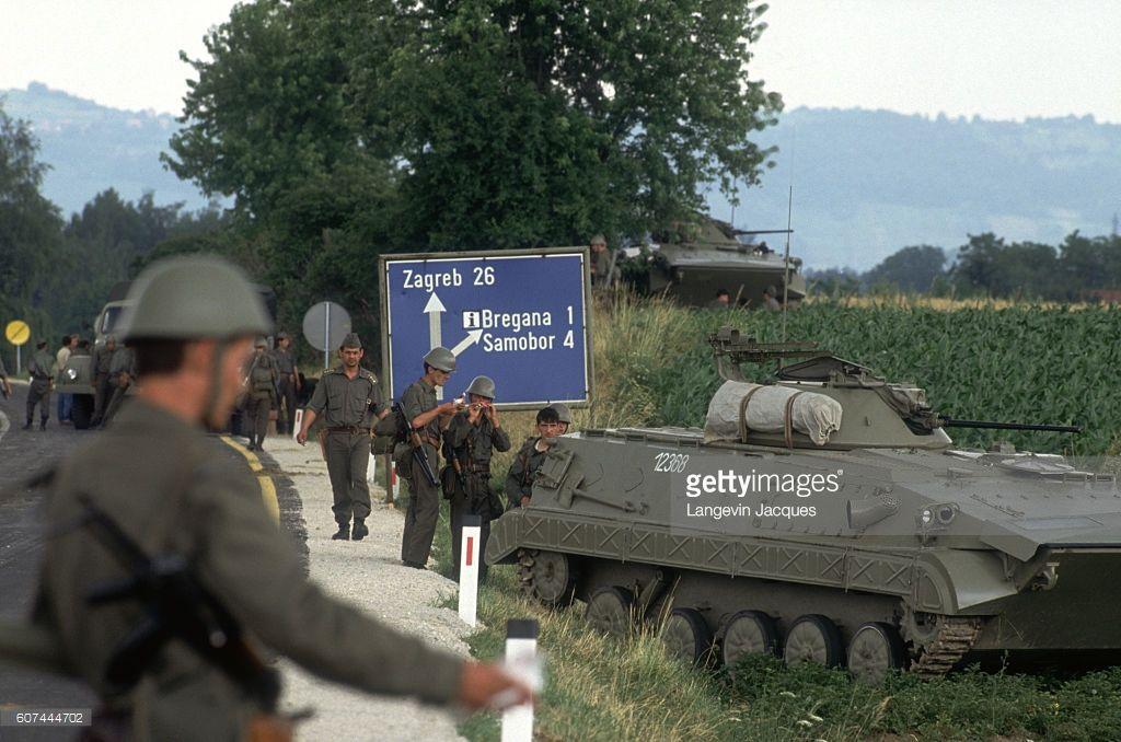Slovenia War