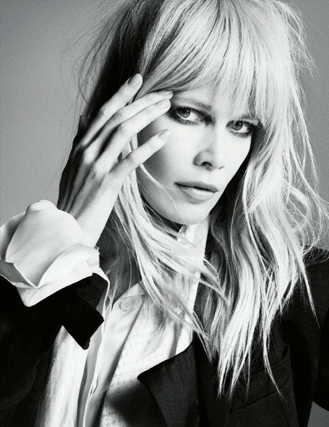 awesome Vogue Alemanha Abril 2014 | Claudia Schiffer por Luigi Murenu e Daniele + Iango [Editorial]