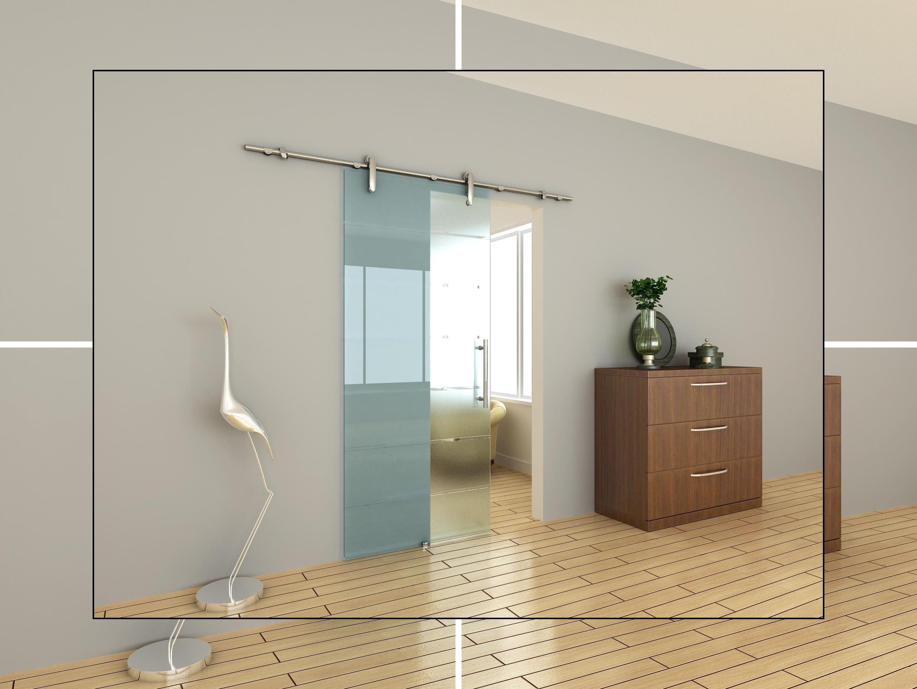 Modern Sliding Doors Custom Front Doors Custom Sliding Glass Doors In 2020 Bathroom Interior Design Sliding Doors Interior Mirror Interior Design