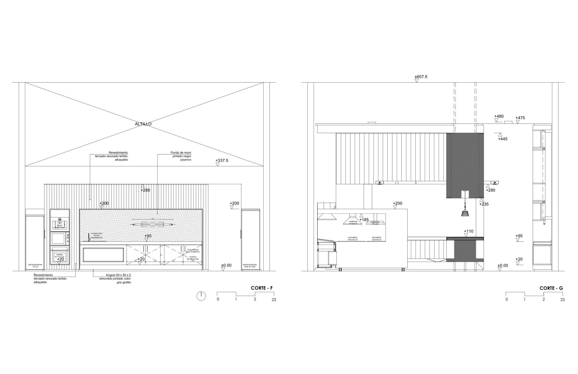 Gallery of Kitchen Center / Nicolás Lipthay | Kit Corp - 24