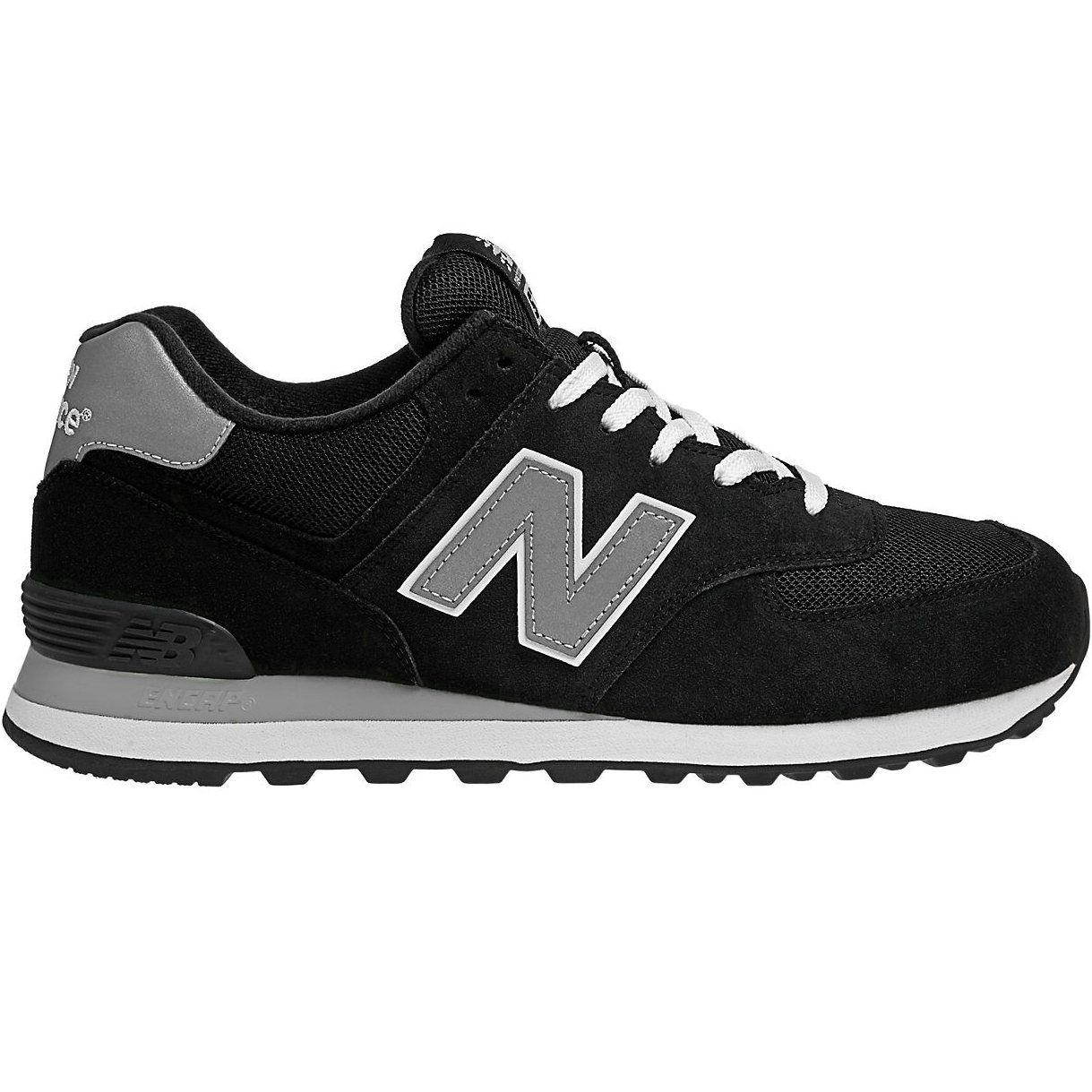 New Balance M574 Schwarze Sneaker Nike Schwarz Damen Sneaker Herren