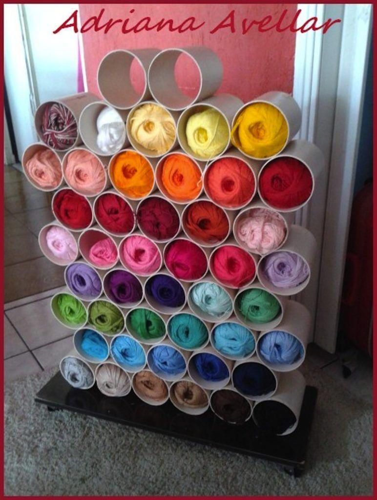 Craft Ideas Weaving A Decorative Bowl