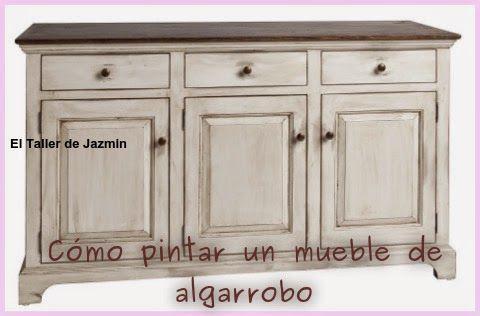 Como Pintar Un Mueble De Algarrobo Como Pintar Muebles Pinturas Para Muebles Como Pintar Muebles