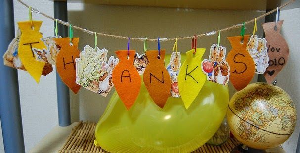 Review This!: Sharing Thanks With Handmade Crafts for Thanksgiving