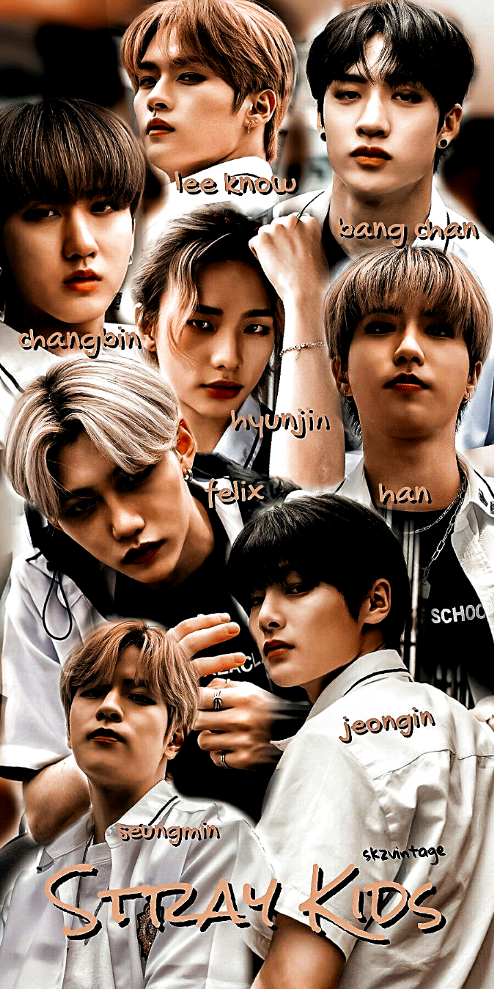 Pin on wallpaper iphone in 2020 | Stray kids seungmin ...