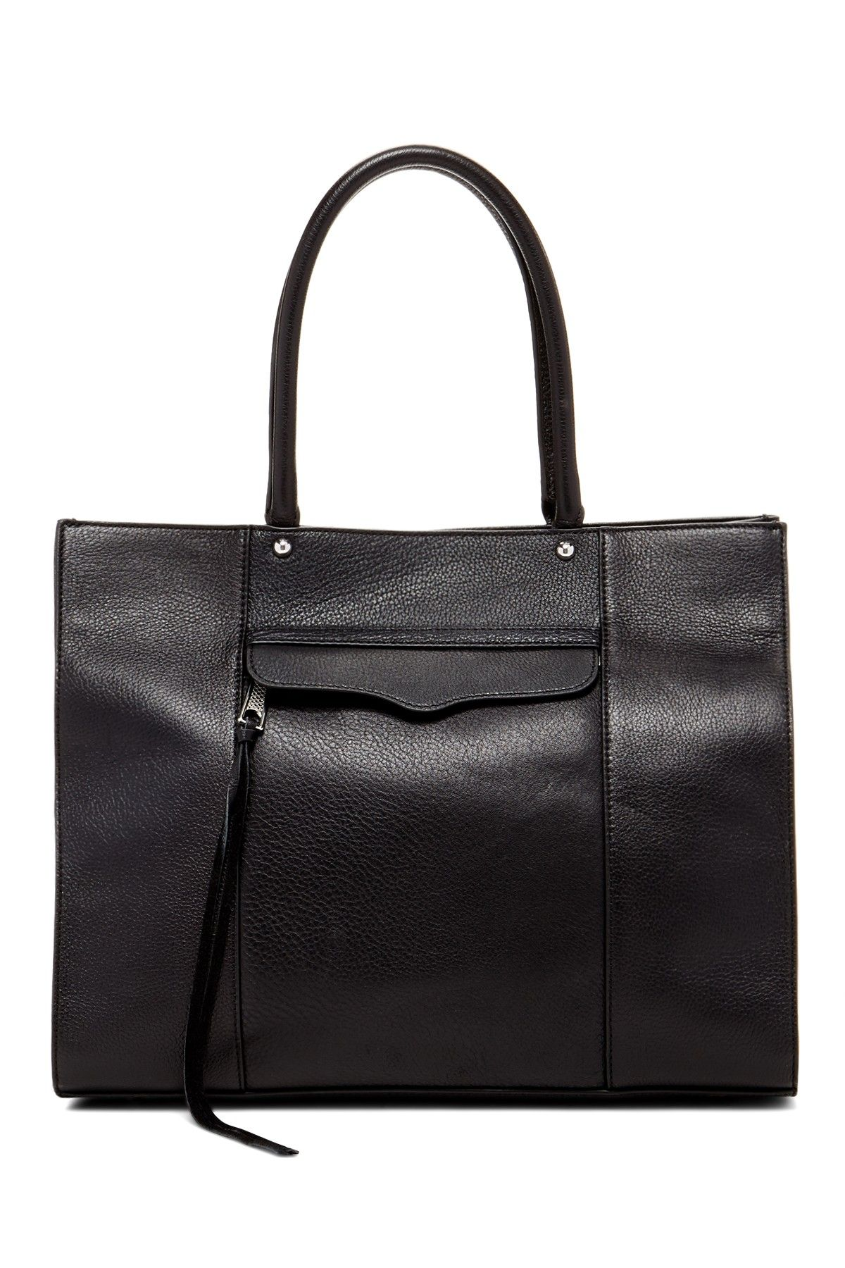 Rebecca Minkoff Malaga Mab Leather Tote At Nordstrom Rack Free Shipping On Orders Over