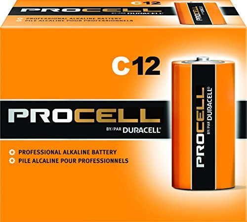 Price Tracking For Duracell Procell C 12 Pack Pc1400 Price History Chart And Drop Alerts For Amazon Manythings Online Duracell Alkaline Battery 9 Volt Battery