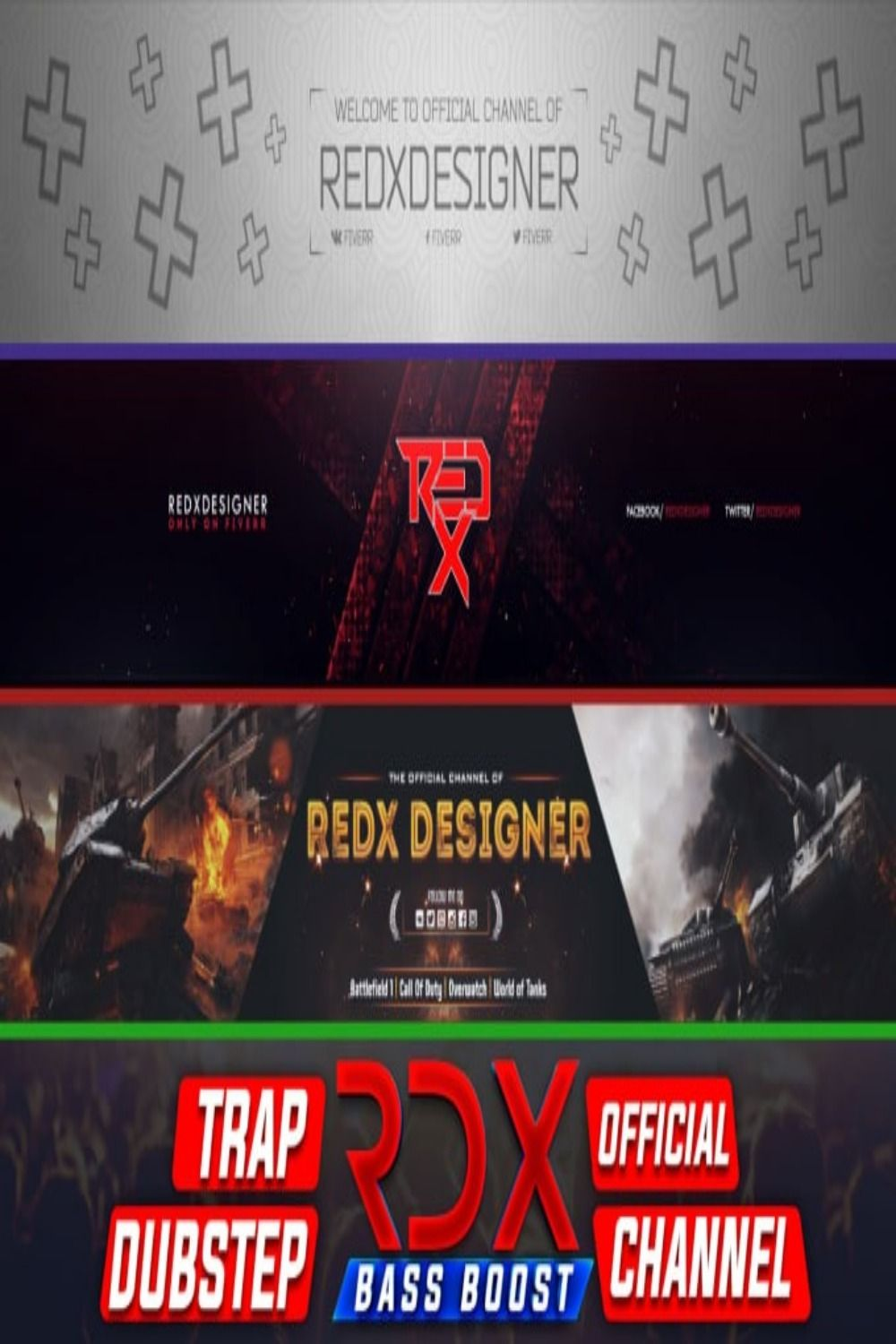 The Best Gaming Banners For Youtube In 2021 Social Media Design Website Header Youtube Banners
