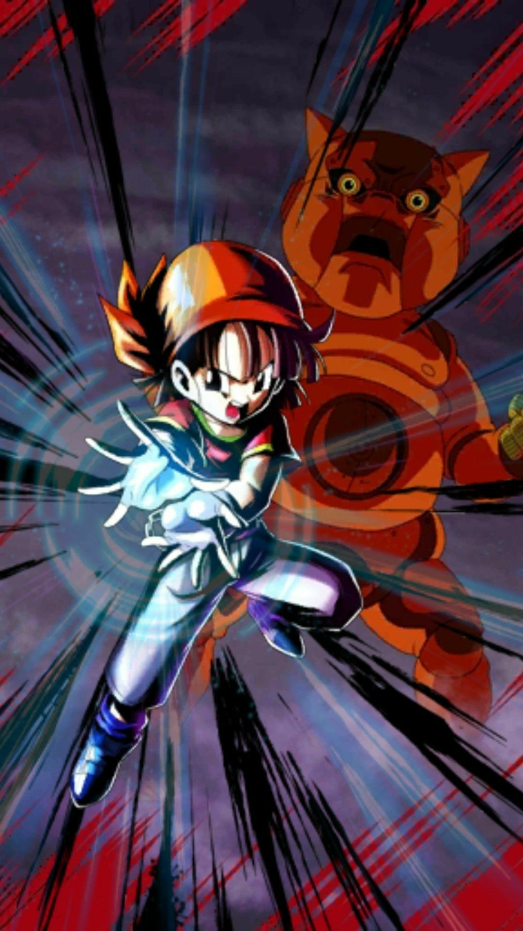 Pan Dragonball Gt Dragon Ball Wallpapers Dragon Ball