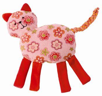 "Fleece cat to sew for ""C"""